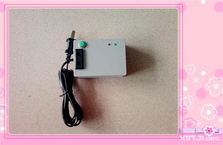 jl 电动车充电保护器(充满电自动断电插座)